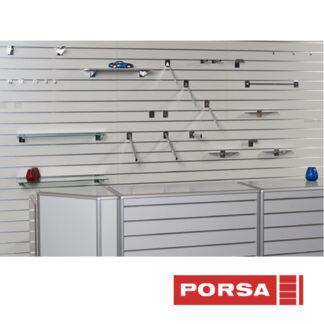 Porsa Panelvæg 120x240 cm helplade